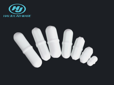 Magnetic Stir Bars, Cylindrical with Pivot Ring