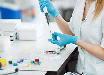 Precautions for the use of pipette cleaning