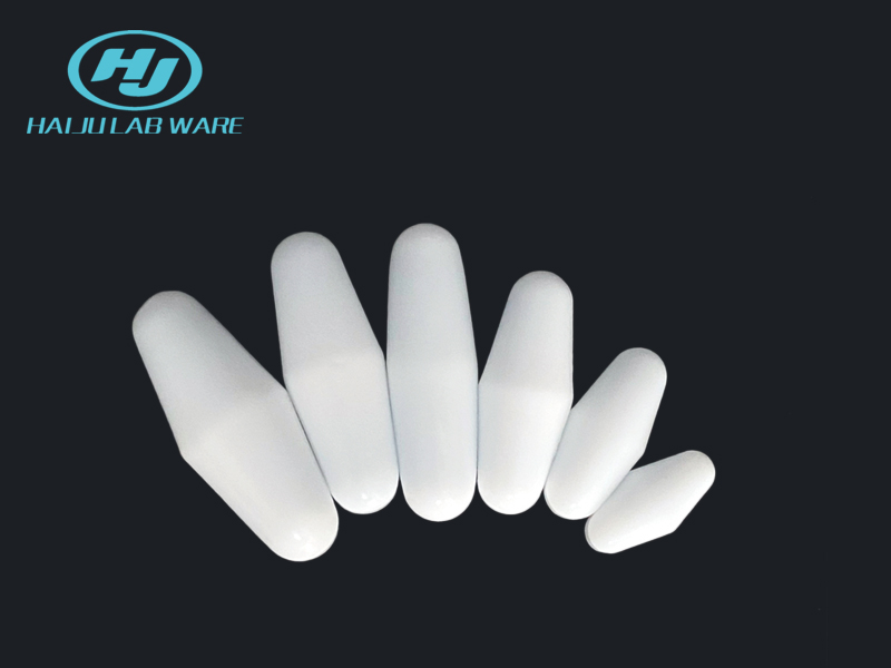 Magnetic Stir Bars, Tapered Shape