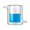 HAIJU LAB Glassware Glass Reactor 50ml~5000ml High Borosilicate 3.3 Glass Double-layer Jacketed Beaker